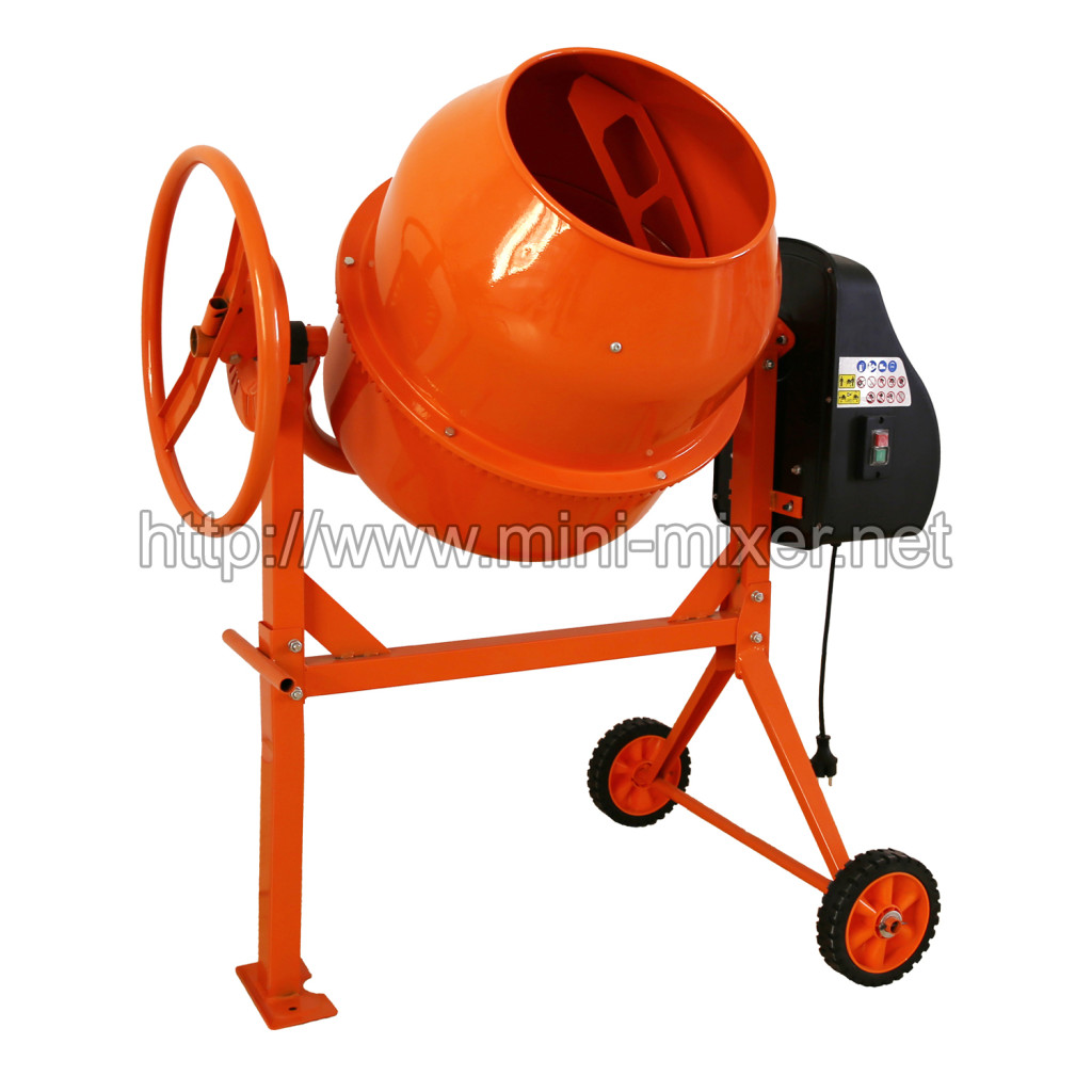 PCM 120L-150L Concrete Mixer