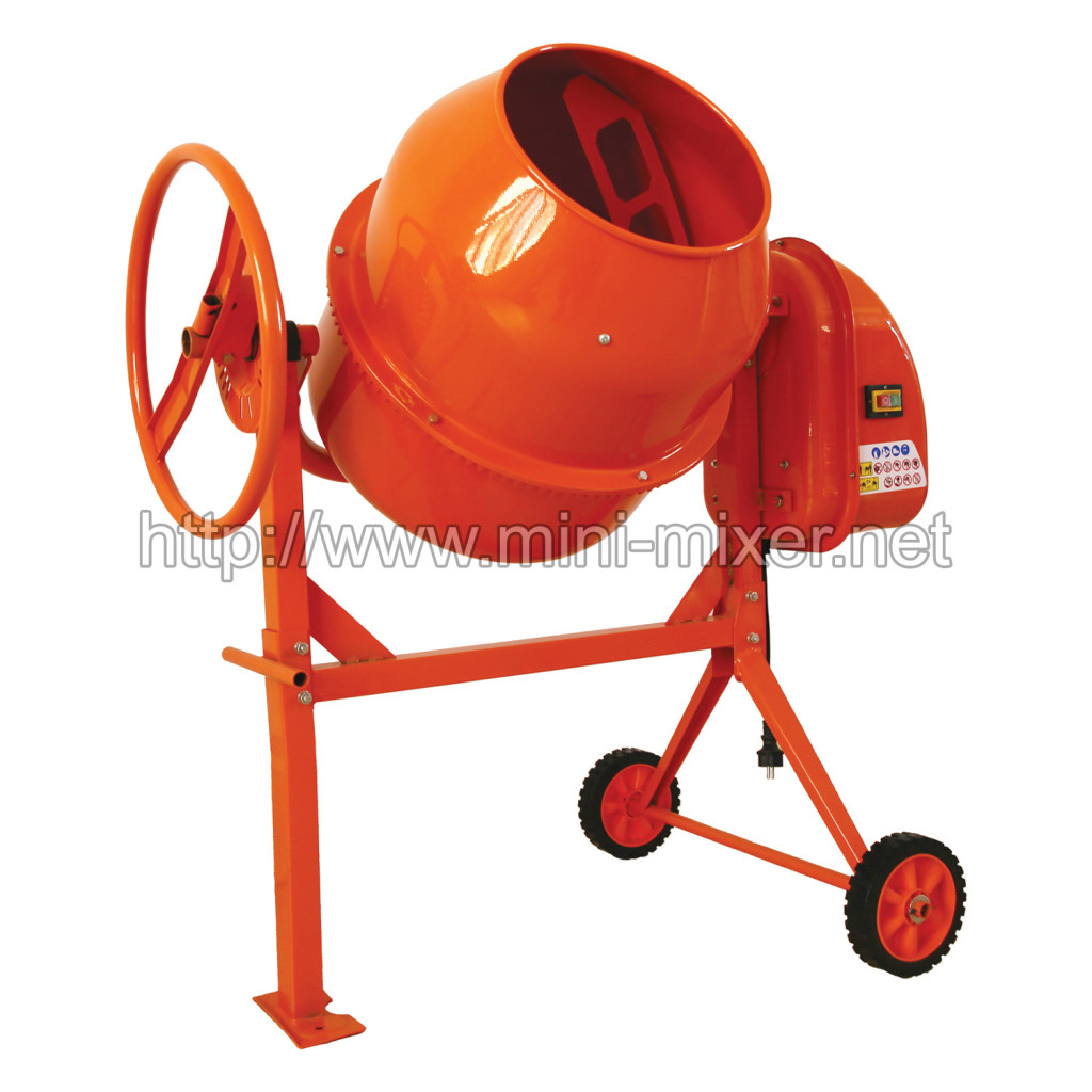 SCM  120L-150L  Widely Used Concrete Bady Mixer